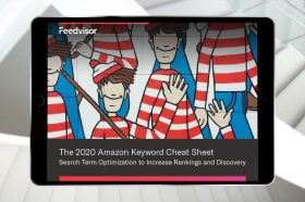 The 2020 Amazon Keyword Cheat Sheet